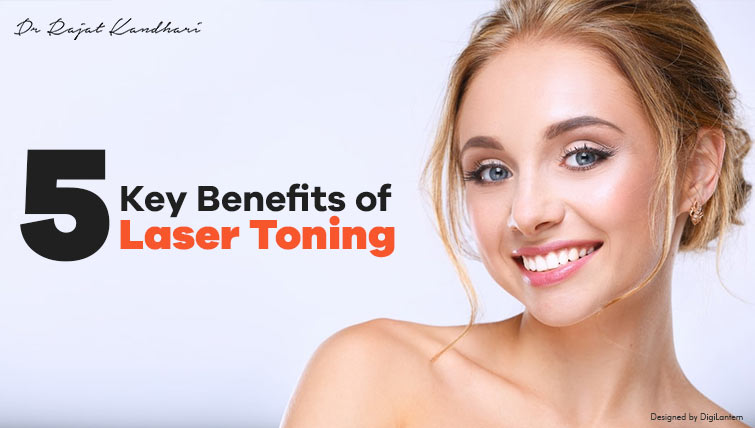 5 key benefits of laser toning